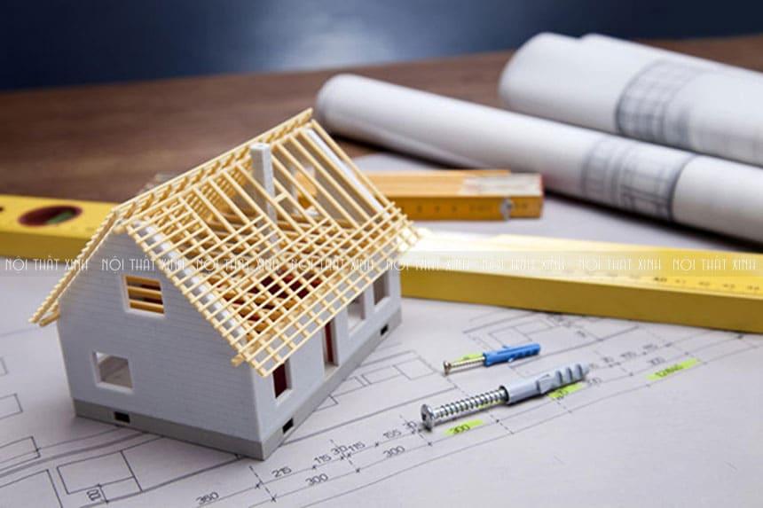 khó khăn khi xây nhà