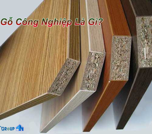gỗ công nghiệp là gì