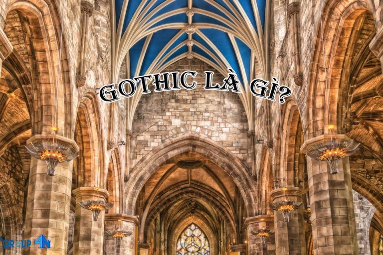 phong cách gothic là gì