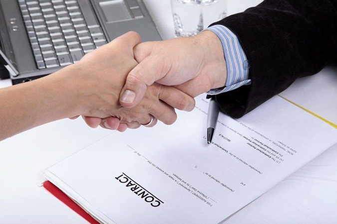 giá trị hợp đồng nguyên tắc là gì