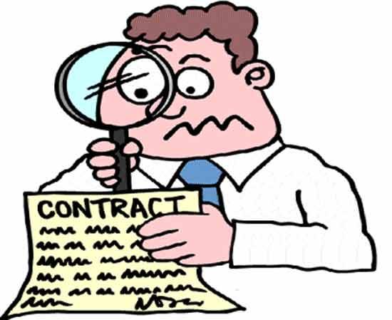 lưu ý khi ký kết hợp đồng nguyên tắc