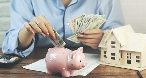 cách tiết kiệm tiền để xây nhà bằng việc bỏ heo