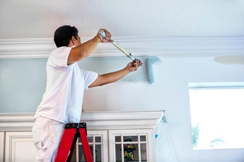 ví dụ cách tính diện tích sơn nhà