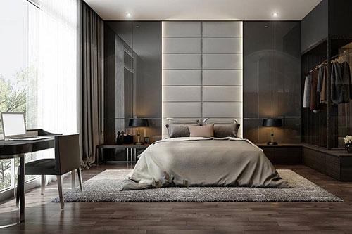 phòng ngủ hiện đại và sang trọng
