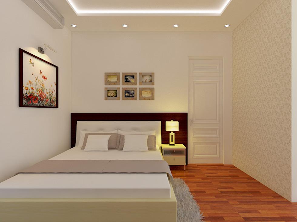 cách trang trí phòng ngủ đơn giản