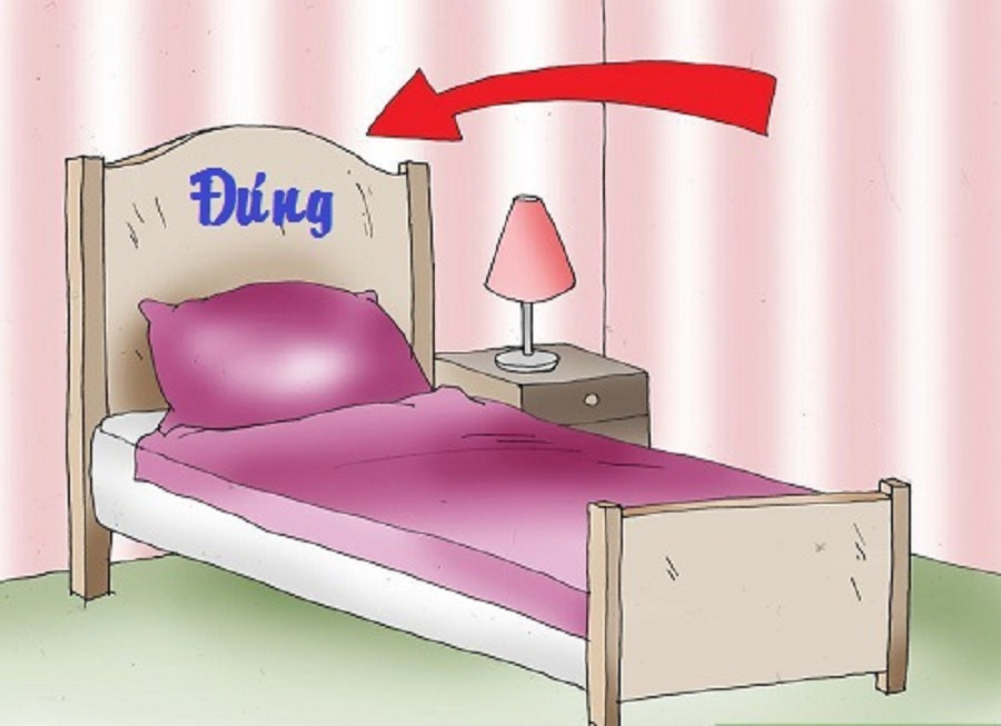 đầu giường là đầu cao hay thấp tại sao