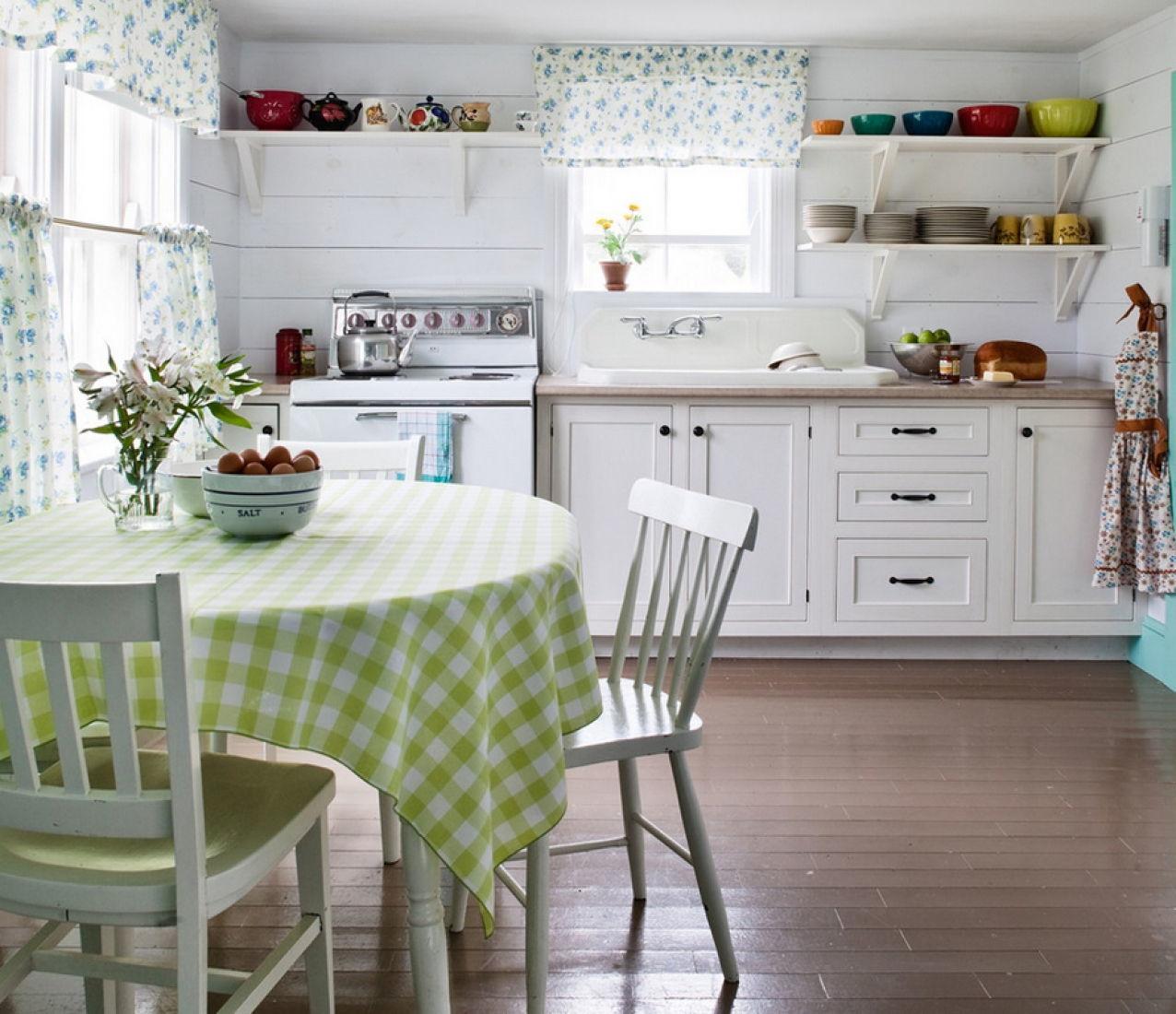 hoạ tiết trang trí nhà bếp