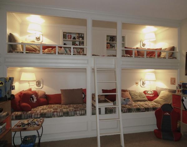 kích thước giường tầng kép