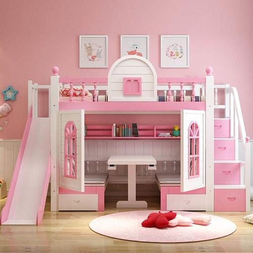 kích thước giường tầng tiêu chuẩn cho trẻ em