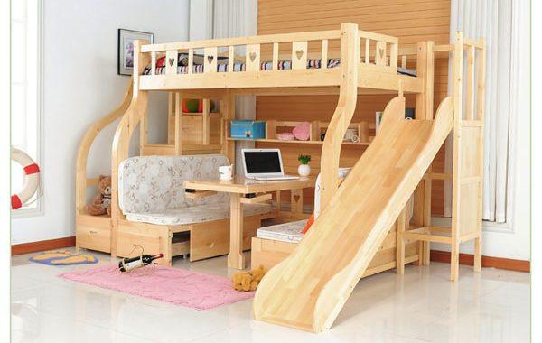 két cấu giường tầng đa năng