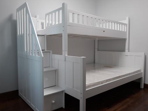 các kích thước giường tầng