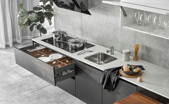 thiết bị nhà bếp thông minh