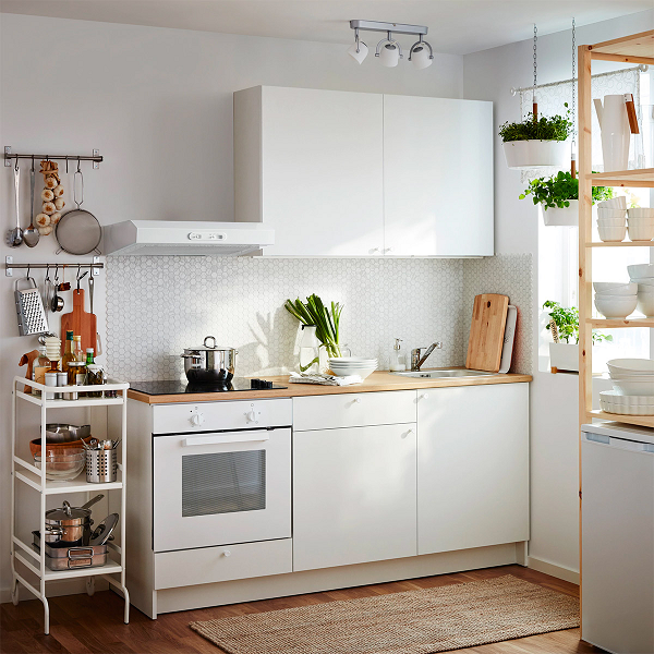 mẫu nhà bếp nhỏ đẹp ấn tượng 2