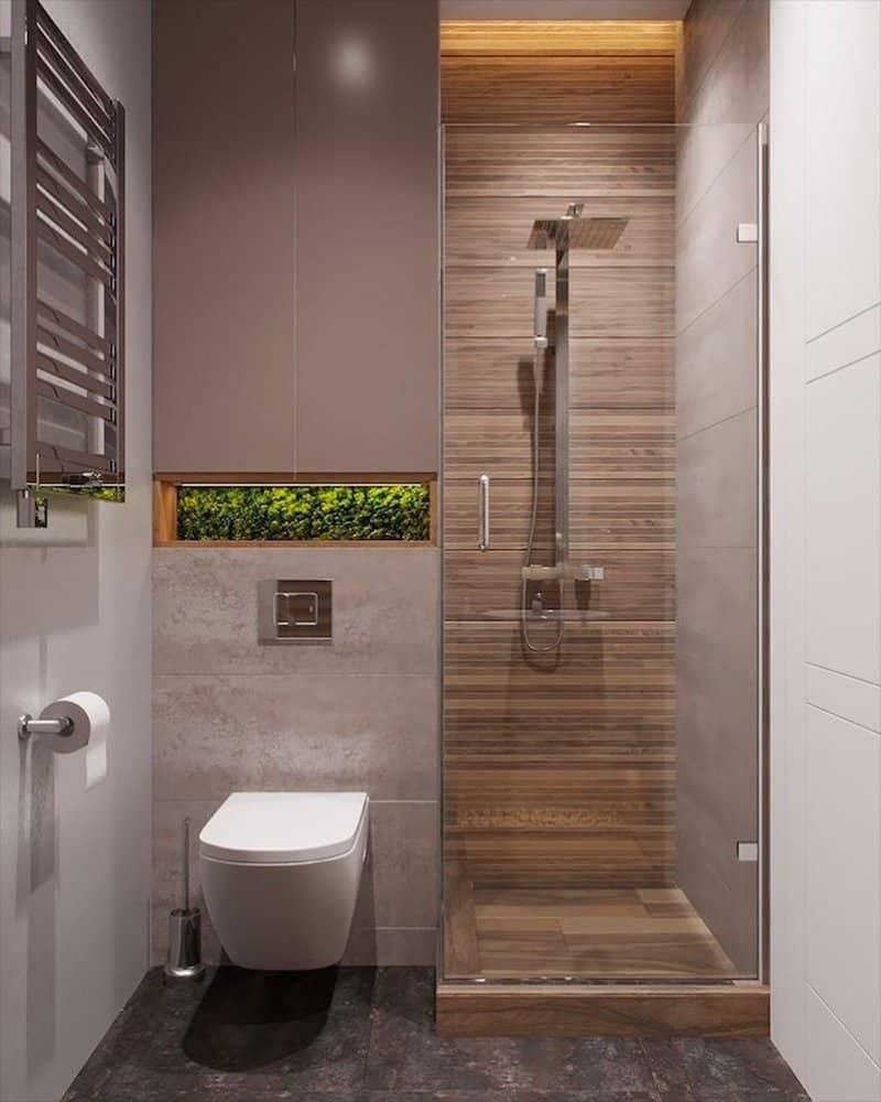 mẫu nhà tắm nhỏ đẹp đơn giản 2