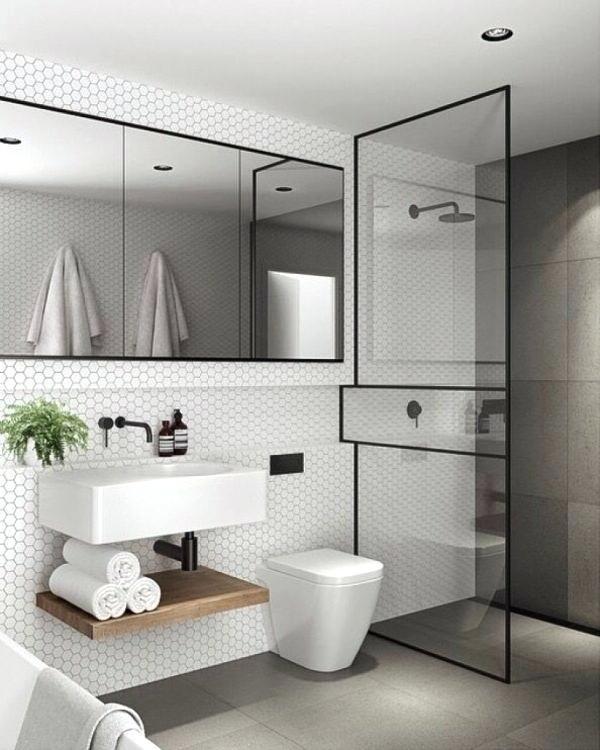 mẫu nhà tắm nhỏ đẹp trong phòng ngủ 1