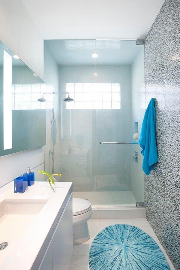 mẫu nhà tắm nhỏ đơn giản