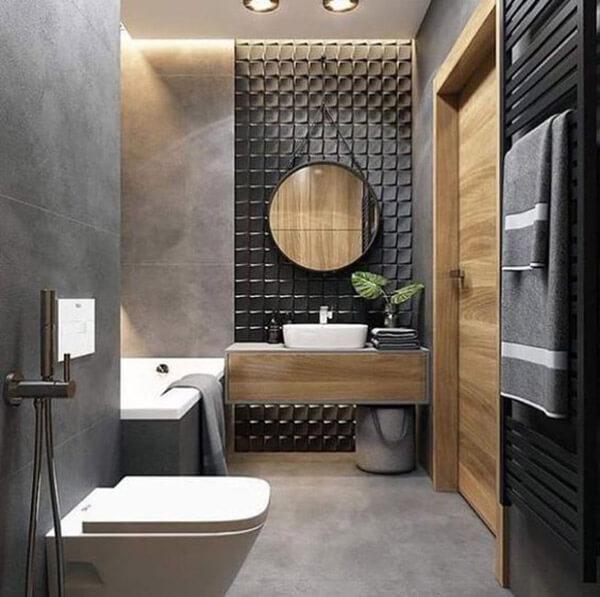 mẫu nhà tắm nhỏ đẹp có bồn tắm 5
