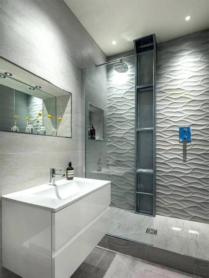 mẫu nhà tắm nhỏ đẹp thông minh hiện đại