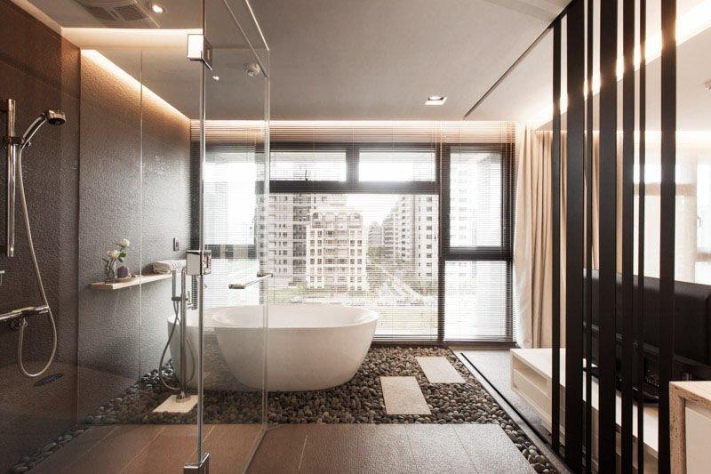 mẫu nhà tắm nhỏ đẹp cho phòng ngủ