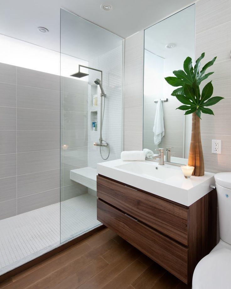mẫu nhà tắm nhỏ gọn đẹp đơn giản