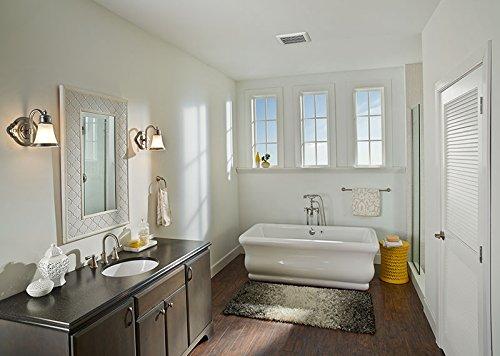 thiết kế thông gió, chiếu sáng cho nhà tắm