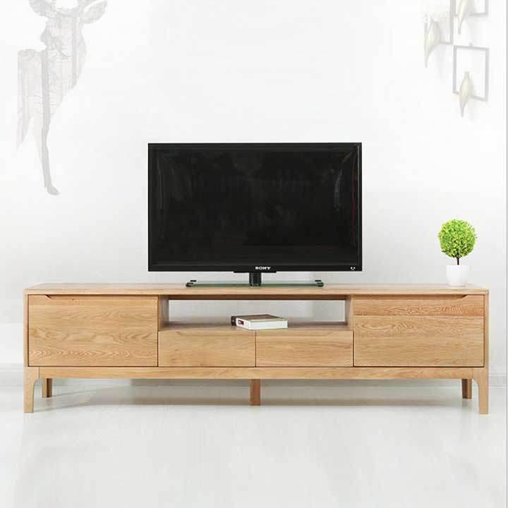 kệ tivi làm bằng gỗ công nghiệp
