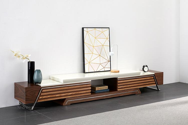 ưu điểm của tủ tivi gỗ công nghiệp