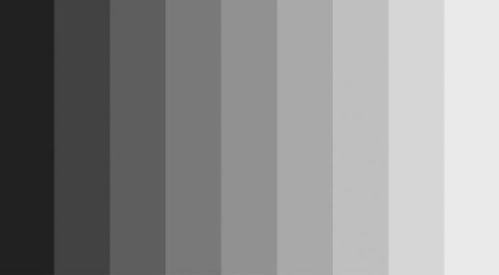 phân loại màu ghi là màu gì