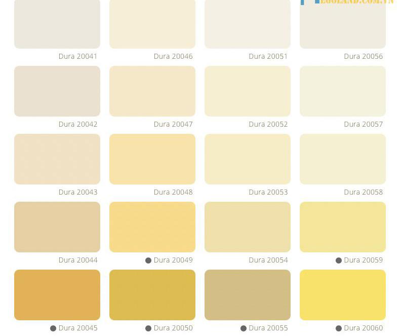 các sắc độ khác nhau của màu be là màu gì
