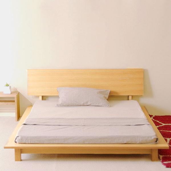 mẫu giường nhật gỗ tự nhiên