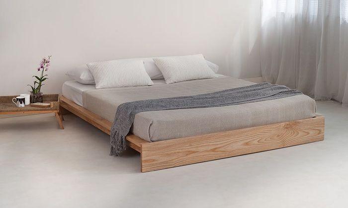 giường ngủ kiểu nhật gỗ công nghiệp đẹp và ấn tượng