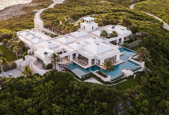 những ngôi nhà đẹp nhất thế giới Over Yonder Cay