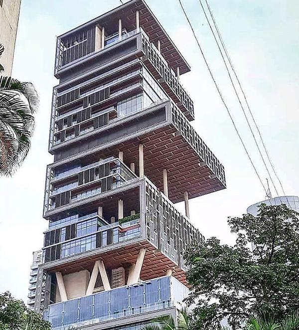 Antillia, Mumbai