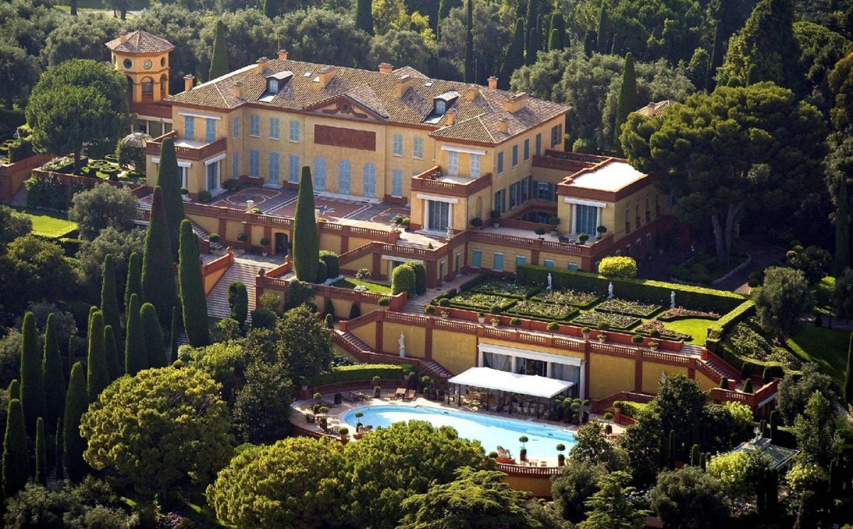 những ngôi nhà đắt nhất thế giới Villa Leopolda, France