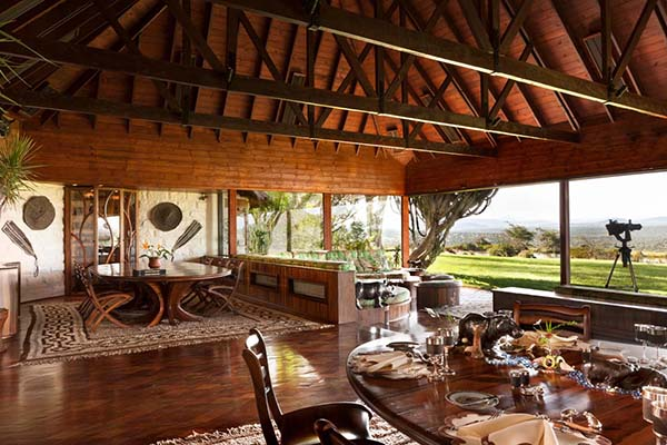 biệt thự Ol Jogi Villas, Kenya