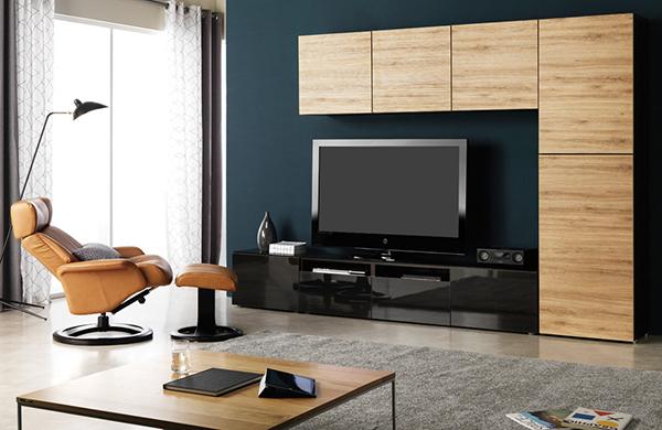 mẫu nội thất phòng khách phong cách hàn quốc
