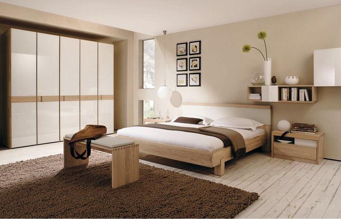 mẫu phòng ngủ nội thất kiểu Hàn