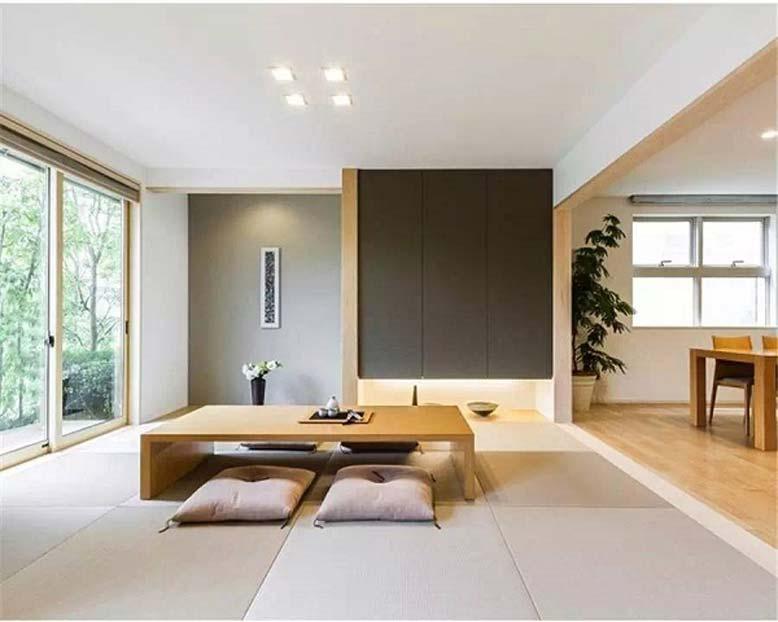 mẫu phòng khách nội thất kiểu Hàn