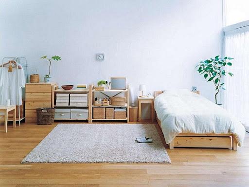phòng ngủ nội thất phong cách Hàn Quốc đẹp