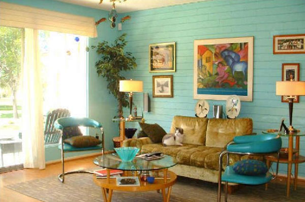 phong cách retro là gì ứng dụng nội thất