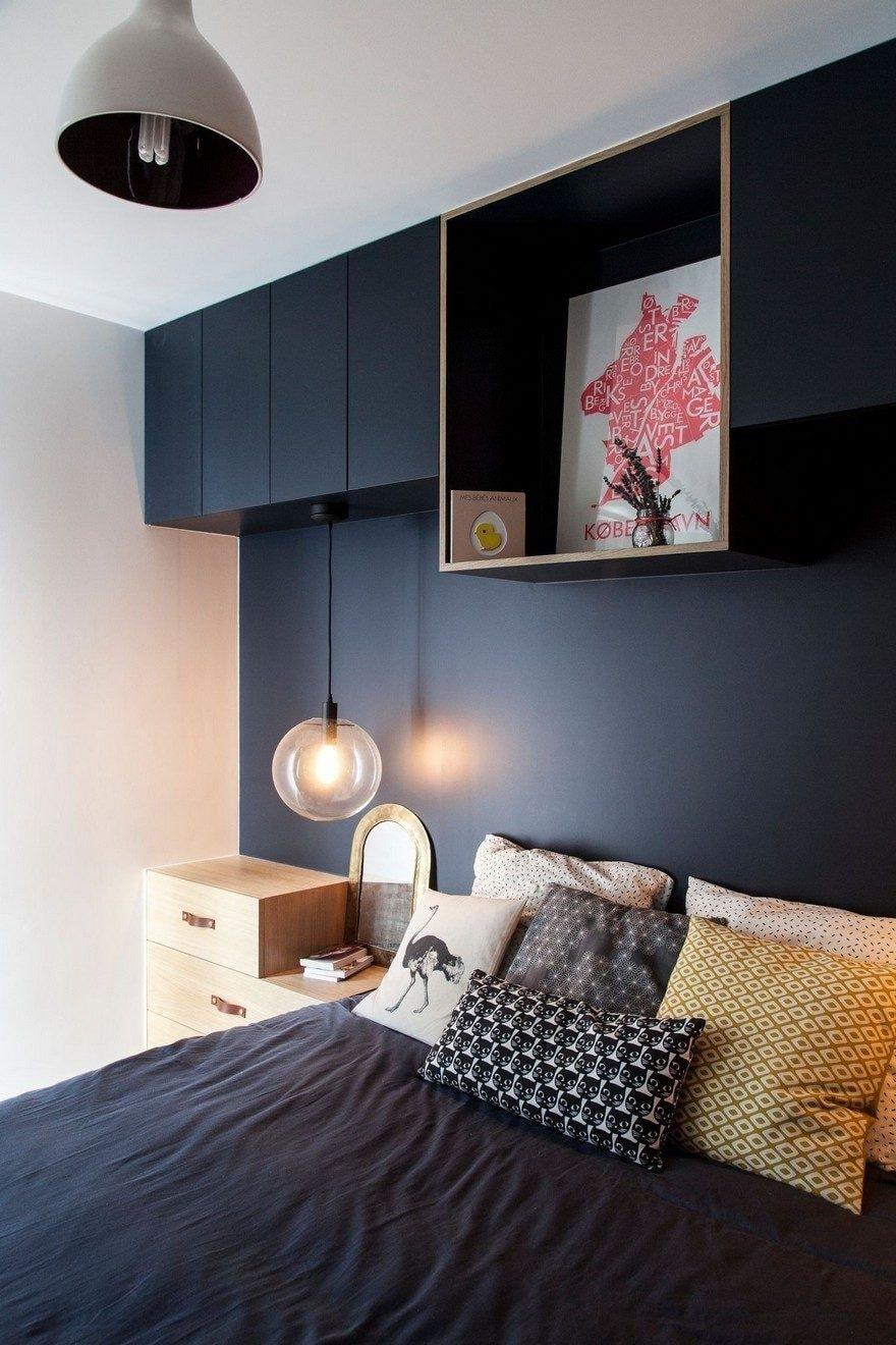 phong cách retro là gì mẫu phòng ngủ