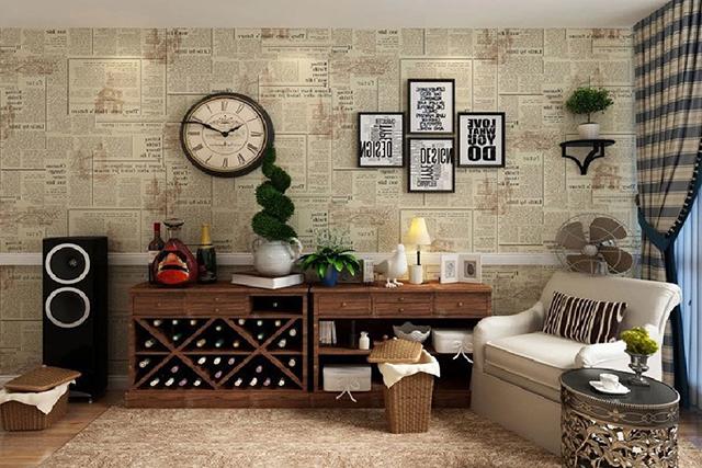 phong cách retro là gì nội thất