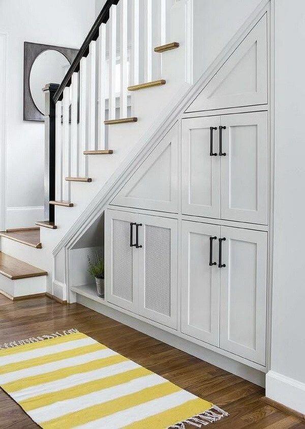 ứng dụng của tủ gầm cầu thang