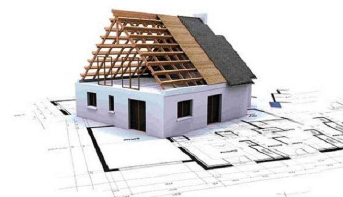 xây nhà tạm là gì